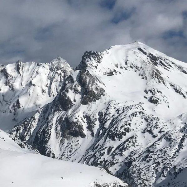 Wunderschöne Bergwelt... 🎿 😍💯 #warthschröcken #ziener #bmwxDRIVE #pieps Warth-Schröcken