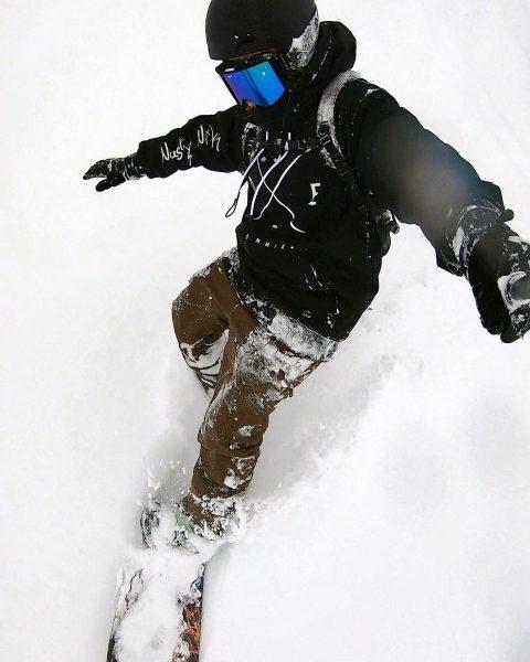 ❄️ . . . #montafon #vacation #snowboarding #mountains #powder #snow #love #dope #dopesnow ...