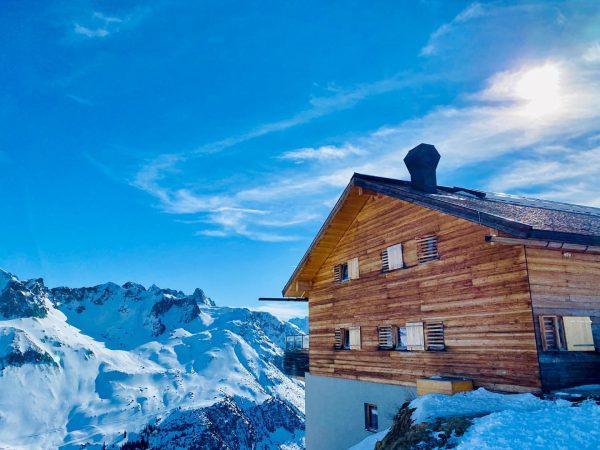 ☀️☀️❄️🎿 #desleiwandste #balmalp Lech, Vorarlberg, Austria