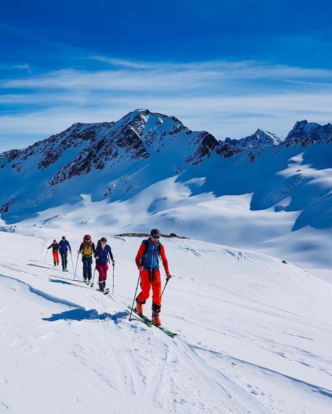 Skitour Kaltenberg 2.896m⛷☀️ . #Kaltenberg #Arlberg #Verwall #Vorarlberg #Tirol #VisitVorarlberg #Ländle #Skitour #Ski ...