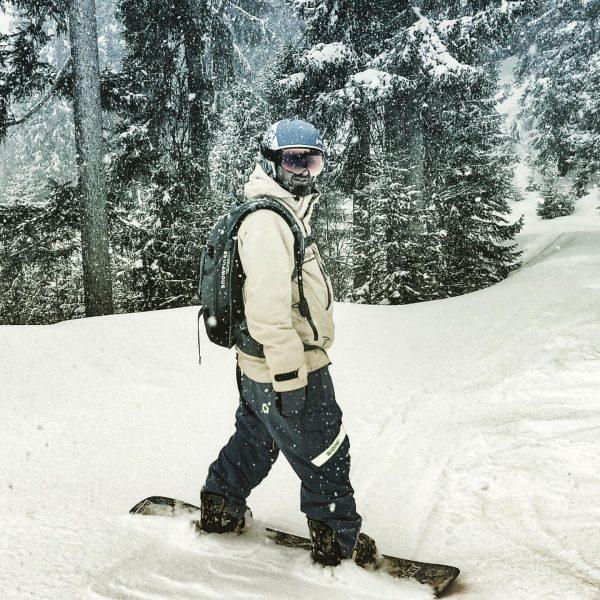 ❄️Runterkommen im Schnee. Reset in der Natur und ein unglaublicher Kick im Tiefschnee. ...