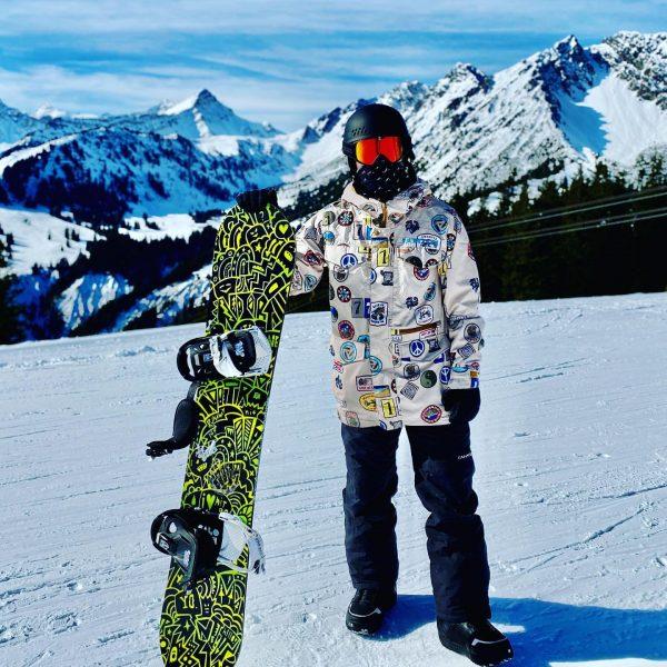 #nitro #snowboarden #burton # #austria🇦🇹 #winterwonderland #dope Brandnertal