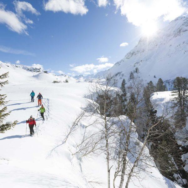 Hier oben auf der Silvretta-Bielerhöhe dreht sich die Welt einfach langsamer... Fernab der ...