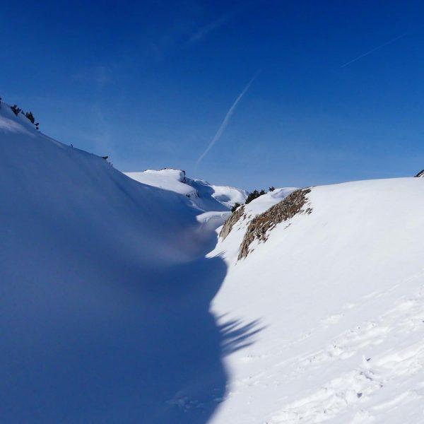 #berge #mountains #winter #skigebietifen #snö #schnee #snow #ifen #hoherifen #gottesackerplateau #winterliebe #kleinwalsertal #hiking ...