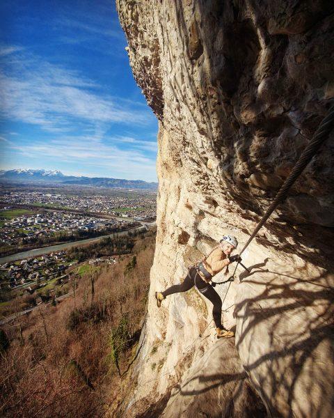 Podobno się wszystkiego boję ..🤔 Nie tym razem🤣🧗♀️ #österreich🇦🇹 #bregenz #trip #view #nature ...