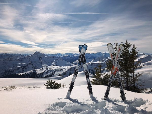 ⁣The 🗻 Mountain in Calling... War mal wieder ein perfekter ⛷ Skitag – ...