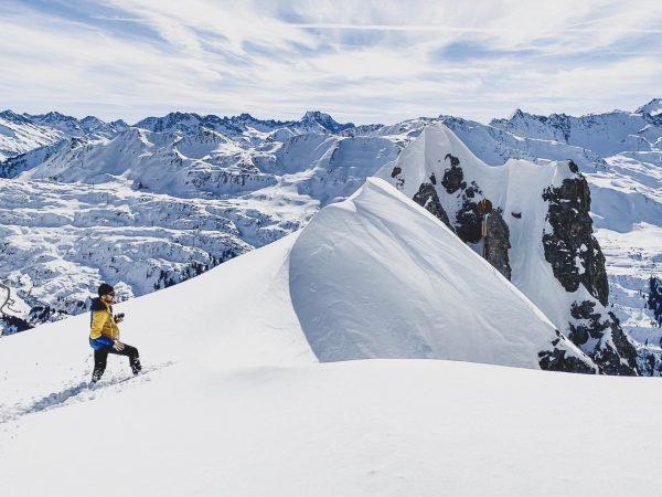 The Spot. #arlberg #lechzuers. . . #ufwäg #ufwaeg #austria #austrianroamers #austriavacations #discoveraustria #visitaustria ...