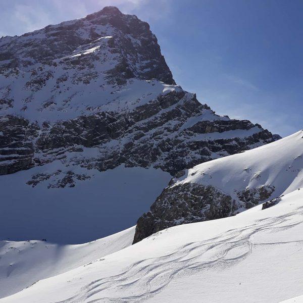 Oberzalimkopf @brandnertal_tourismus @brandnertalbergbahnen Brand, Vorarlberg, Austria