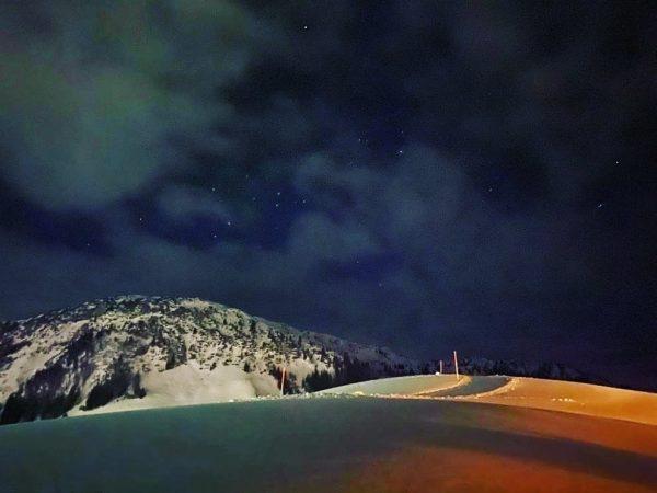 Wunderschöne Nachtwanderungen 🌚 #appartement #warth #arlberg #skiarlberg #vorarlberg #austria #skifahren #ski #urlaub #alleswasdasherzbegehrt ...