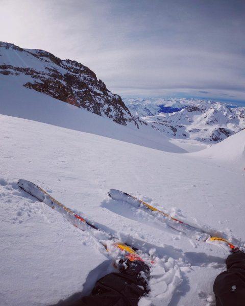 Mit @marc__aurel_ von der Bieler Höhe durch das Klostertal zur Schneeglocke (3.223m) 🇦🇹 ...