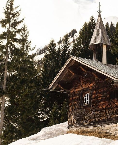 Looking for a silent place? The Bodenvorsäß could be the right thing 📸 ...