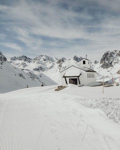 Die Barbara Kapelle. ⛪ Hast Du gewusst, dass diese Kapelle von den Vorarlberger ...