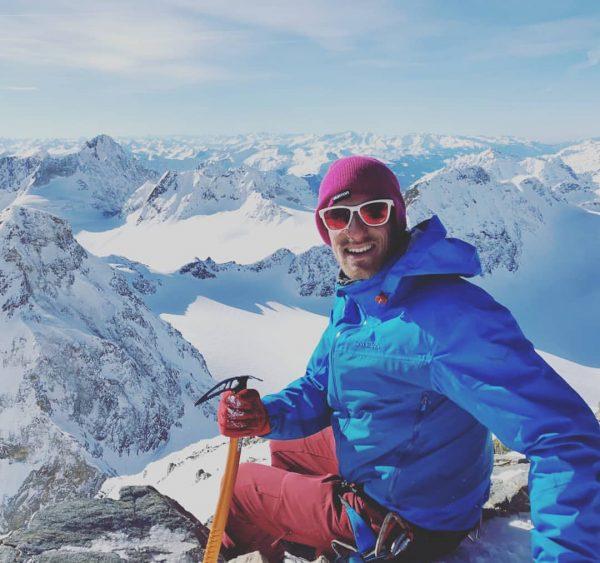 #pizbuin #peak #vorarlberg #silvrettahütte #wiesbadenerhütte #silvrettadurchquerung #mountainking #skitour #winter #alpenhauptkamm #scheeis