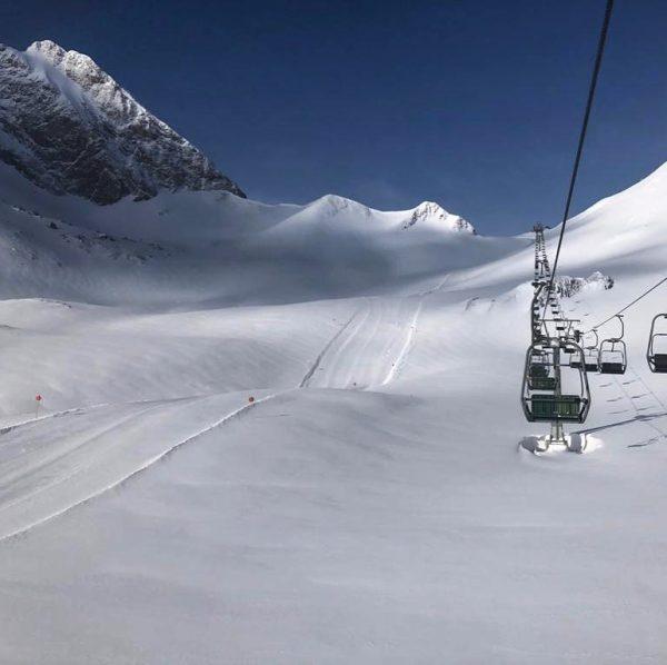 🚠🎿⛷🏔 Stuben am Arlberg