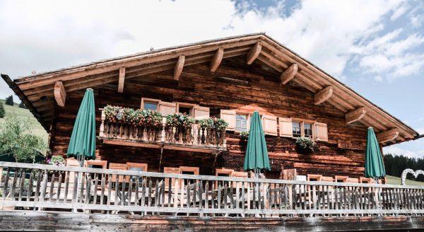 Rud-Alpe ❤️ ist vom Dorfzentrum aus über einen Spazierweg in 20 Minuten oder ...