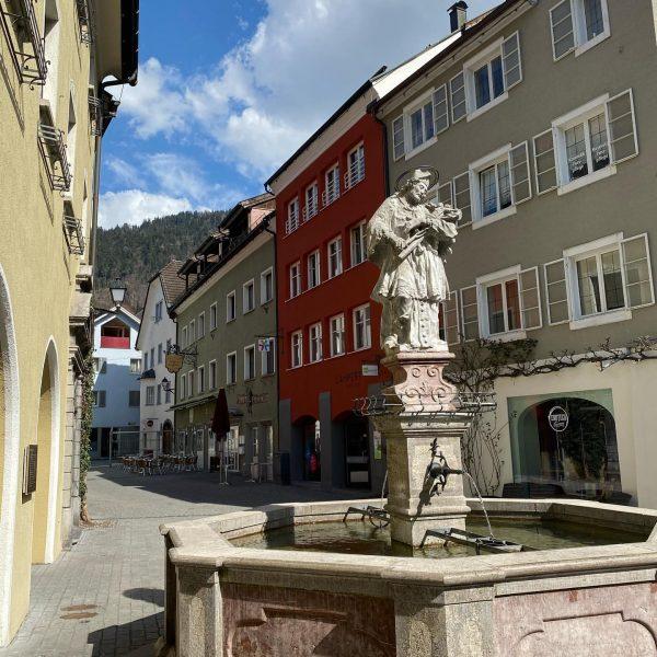 Es wird wieder leben in unsere wunderbare #Alpenstadt einkehren ... #bludazhebtzemma, denkt bitte ...