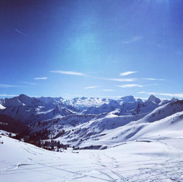 ❄️ #neuschnee #sundayfunday #visitvorarlberg #skiday Skigebiet Damüls - Mellau