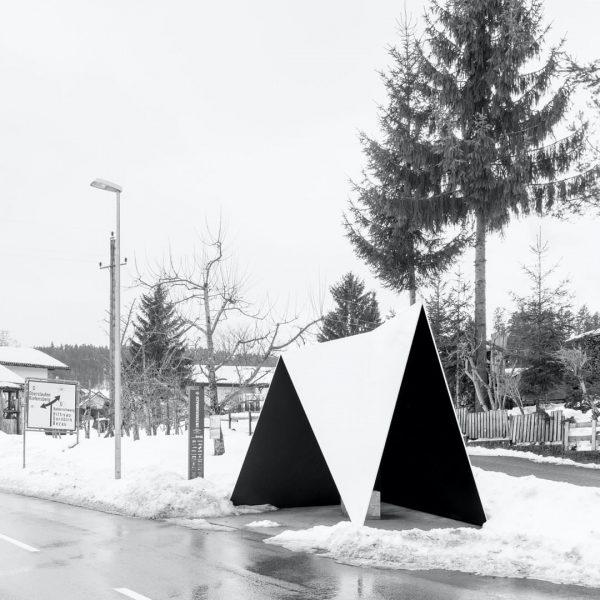 bushüsle, krumbach jo taillieu architecten, ghent Krumbach, Vorarlberg