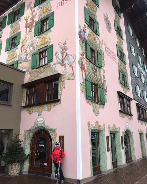 My mums too cute 💗 #Austria Lech, Vorarlberg, Austria