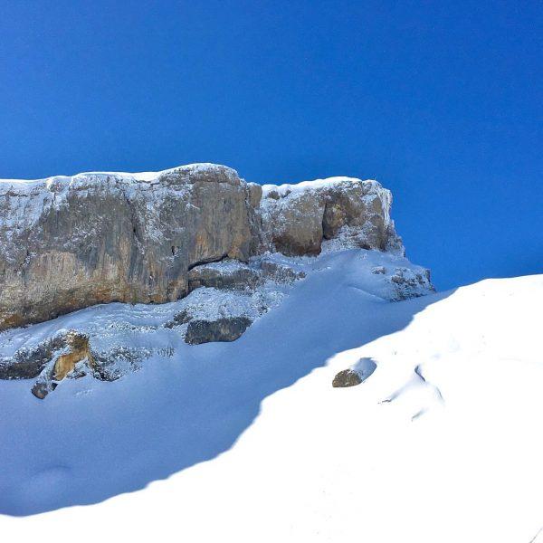 Die Berge 🏔 lehren Demut. #ifen #kleinwalsertal #travel #nature #beautifulmountains #withhumility Ifen, Klein ...