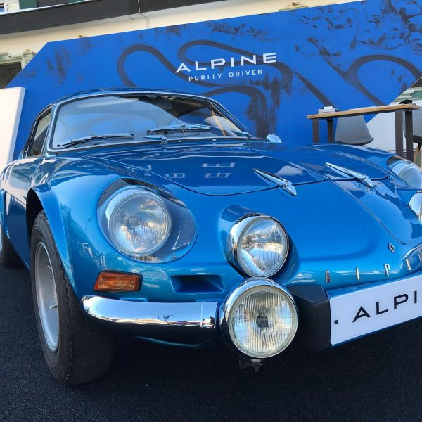 #lechamarlberg #renaultalpine #classiccars # Hotel Arlberg Lech