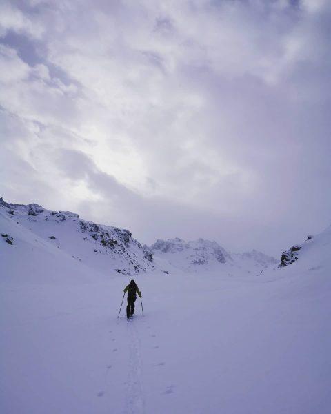 Schöne Skitour im Montafon 🏔️🎿 . . . . . . . #visitvorarlberg ...