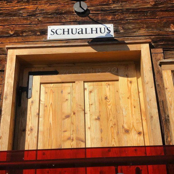 Back again Lech, Vorarlberg, Austria