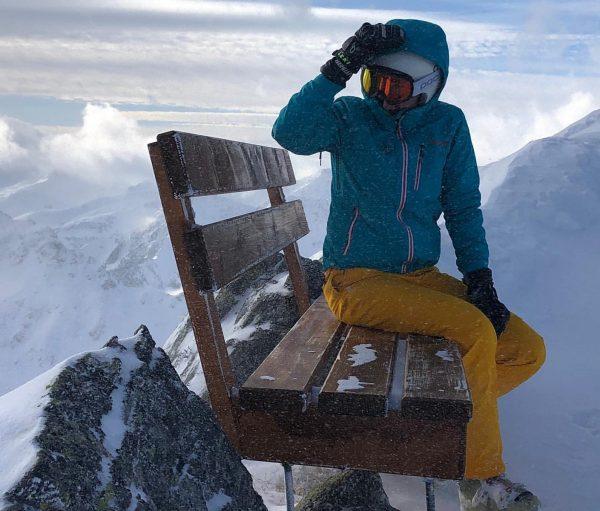 ❄️⛷🤩 #mountainlove #skiing #topofthemountain #vorarlberg #homesweethome Vorarlberg