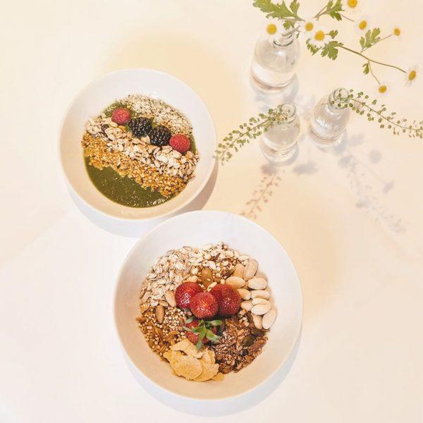 We believe that a healthy, balanced breakfast is key to keeping you energised ...