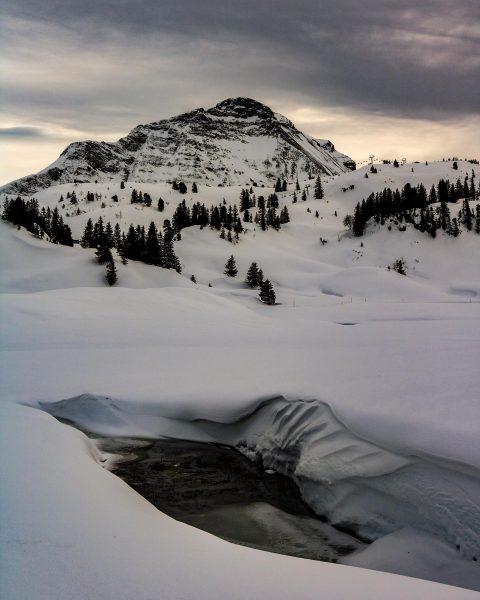 Dann bleiben zunächst nur noch die Erinnerungen an Urlaub mit Schnee, Kaiserschmarren und ...