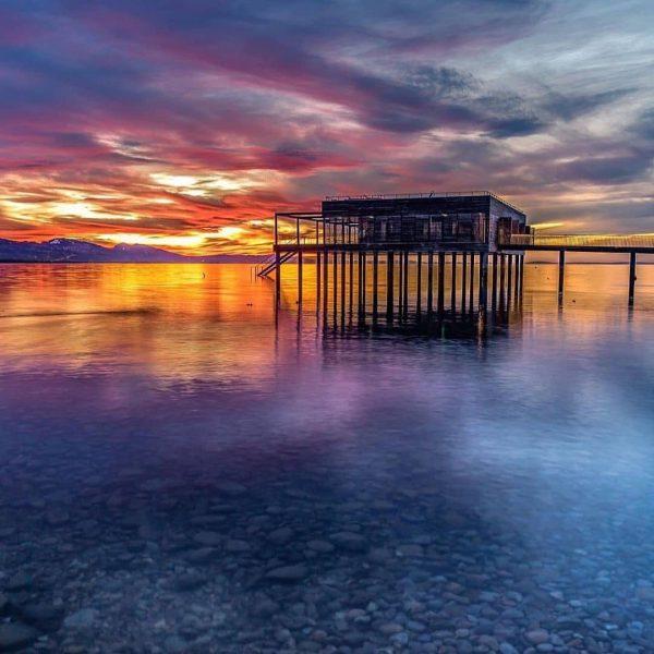 Spaziergang am See ☀️ Je hektischer die Tage, desto wichtiger ist es, wieder ...
