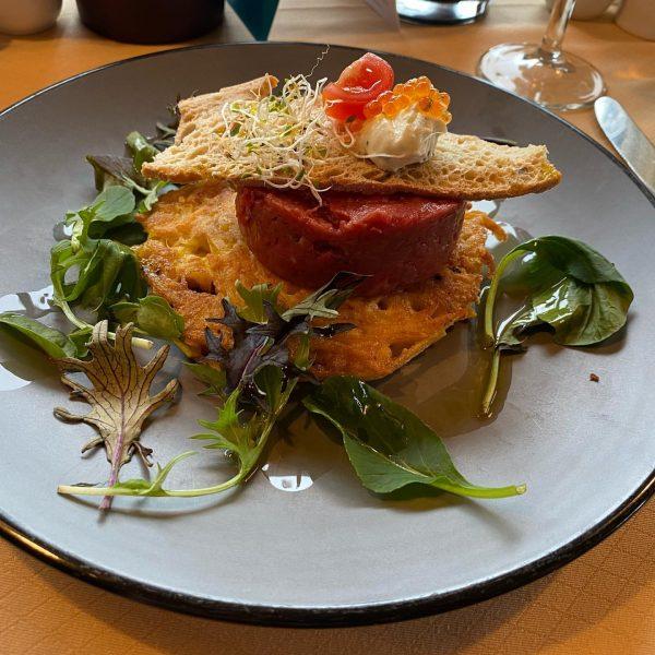 Kulinarisches Erlebnis eben im @schlosshotel_doerflinger ... einfach #köstlich ... #bludenzergastronomie #bludenzerleben #esseninbludenz ... ...
