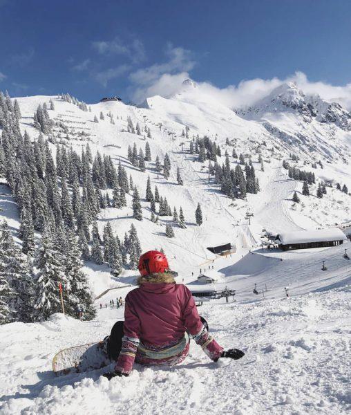 3 Tage Winter genießen ❄️💙 #winterforaday #snowboarding #powderdays #girlsonboards #fromhispointofview #boardingcouple #silvrettamontafon #austria ...