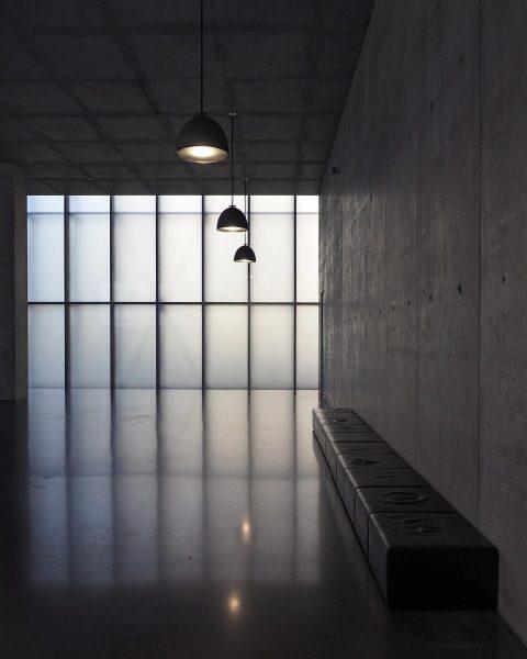 Kunsthaus Begenz, architect Peter Zumthor, opening 1997. . . . . . . ...