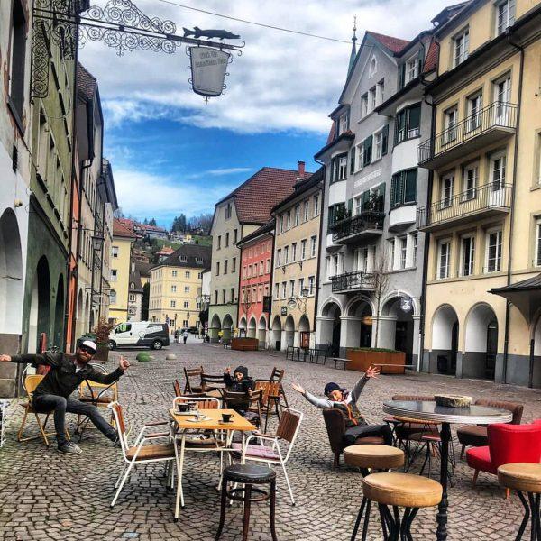 #gartensaison.......wir freuen uns freut ihr euch auch aufs Lebben #cafehechtfeldkirch Cafe Hecht Feldkirch