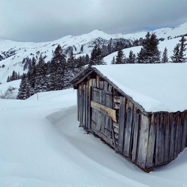 Over de sneeuw hoef je je hier geen zorgen te maken. Dit skigebied ...