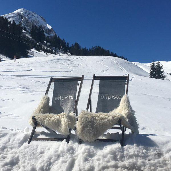 Super mooi weer en fantastische sneeuwcondities! Toch jammer om het seizoen zo te ...
