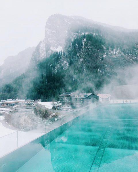 A winter job in Austria 🇦🇹 #visitvorarlberg Hotel Adler in Au