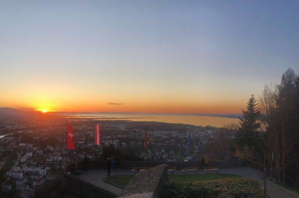 Sonnenuntergang ist meine Lieblingsfarbe. 😋😍 . . . #sonnenuntergang #sunset #sunsetphotography #sonnenuntergangfoto #bodensee ...