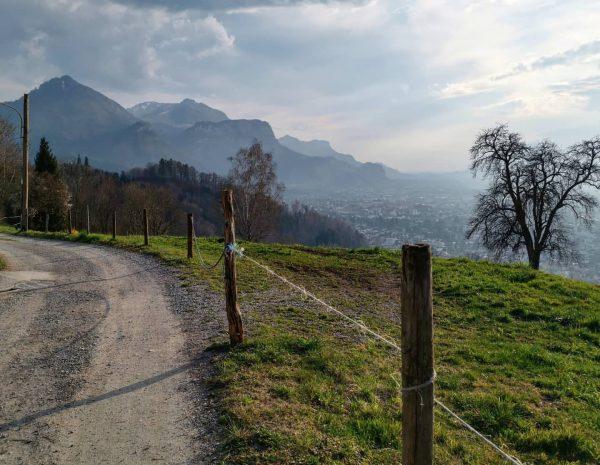 Zwischendurch auch mal abschalten und tief durchatmen ❤️ Vorarlberg #stayhealthy #staypositive #walk #hike ...