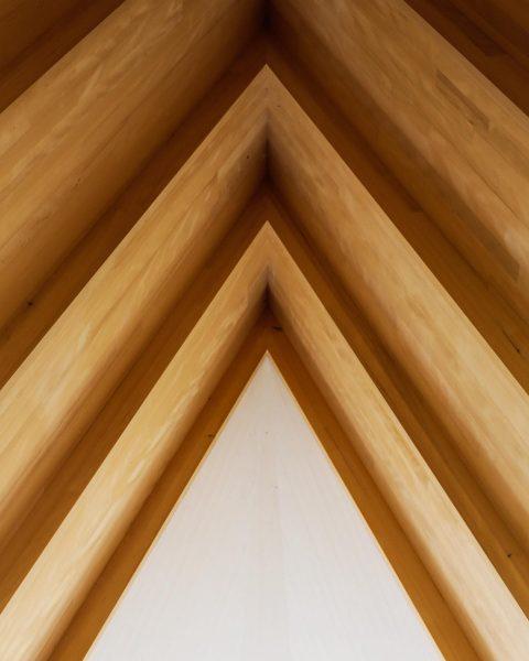 Salgenreute chapel in Krumbach by Bernardo Bader Architekten Vorarlberg, Austria, June 2019 #architecture ...