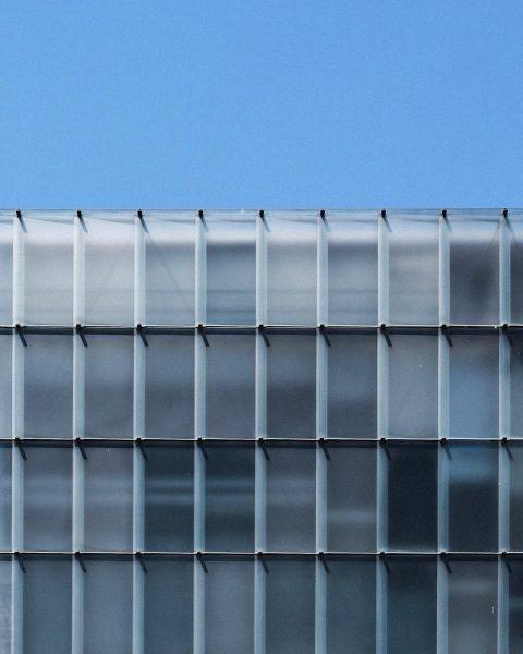 Peter Zumthor's Kunsthaus Bregenz facade Austria, June 2019 #architecture #zumthor #peterzumthor #kunsthaus #architecturephotography ...