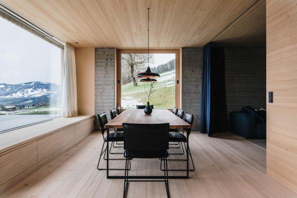 #architecture #architecturephotography #bregenzerwald Lingenau