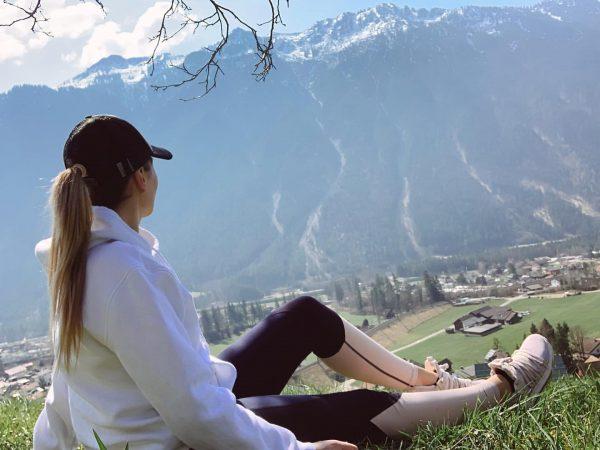 Die Natur kennt keine Probleme, nur Lösungen. #austria #vorarlberg #bludenz #braz #mothernature #mutternatur ...