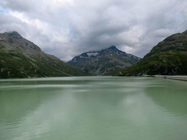 Der Silvretta Stausee...🌊💚 - - - #berge #mountains #nature #österreich #visitaustria #tiroleroberland #visitvorarlberg ...