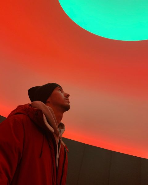 👽 Skyspace Lech by James Turrell