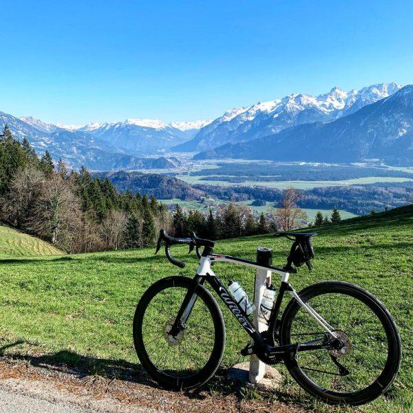 Exploring Übersaxen👍🏻 #rennrad #austria #vorarlberg #übersaxen #strava #stravacycling #wiliertriestina #panchowheels #outdoor #sport #cycling ...