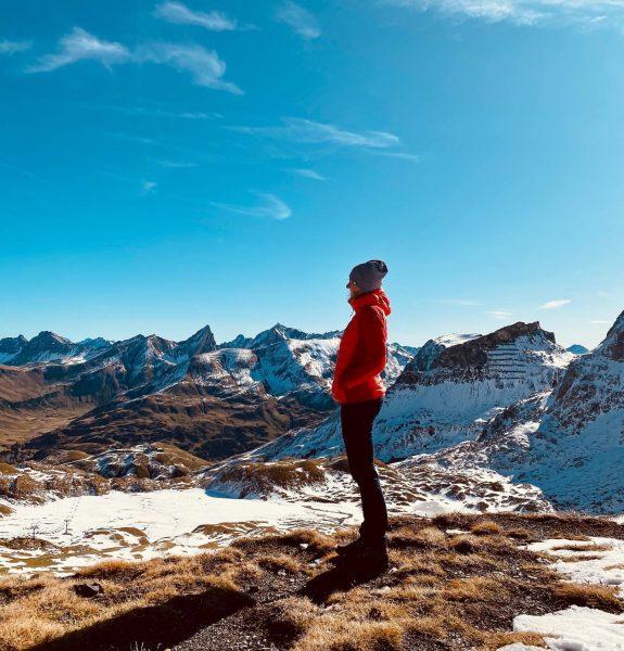 Madlochjoch - auch wenn wir mit den Skiern nicht mehr da sein können, ...