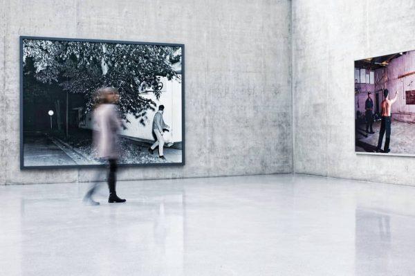 Moving #kunsthausbregenz #kubbregenz #bregenz #contemporaryart #kunst #art #jeffwall #jeffwallphotography Bregenz