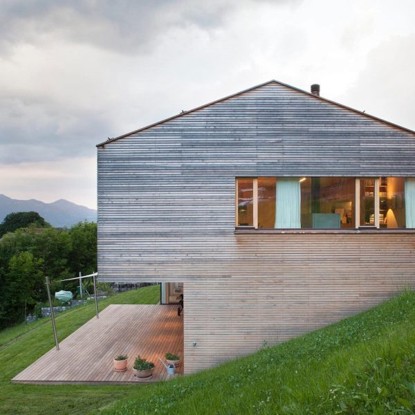 There's no place like our house B. #stayhome Dafins, Vorarlberg, Austria